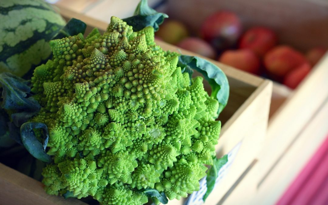 Las propiedades y los beneficios de consumir brócoli