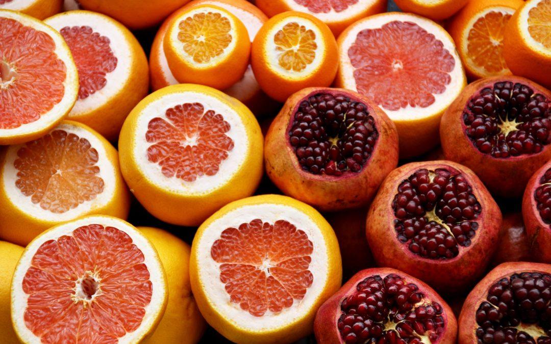Los mejores alimentos antioxidantes que nos brinda la naturaleza